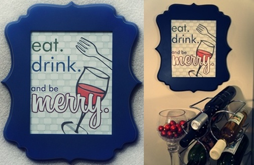 eat, drink, & be merry giveaway