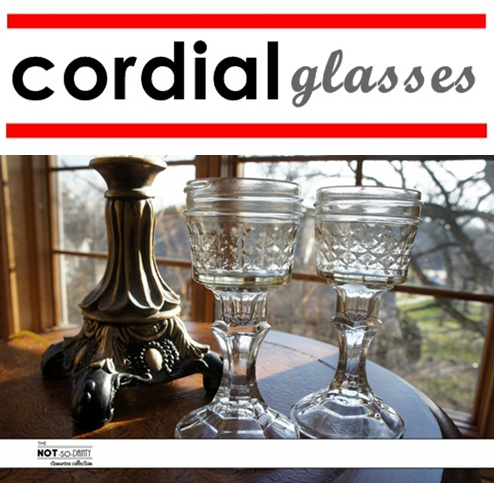 cordial glasses page