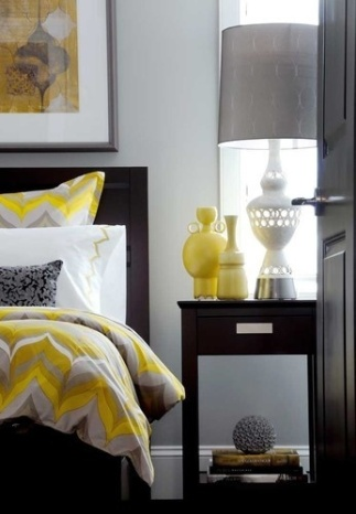 atmosphere yellow bdrm
