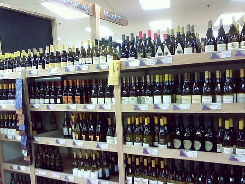 TJ's wine selection