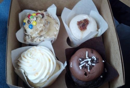 scratch cupcakes